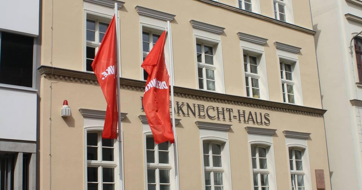 Liebknecht Haus DIE LINKE Leipzig