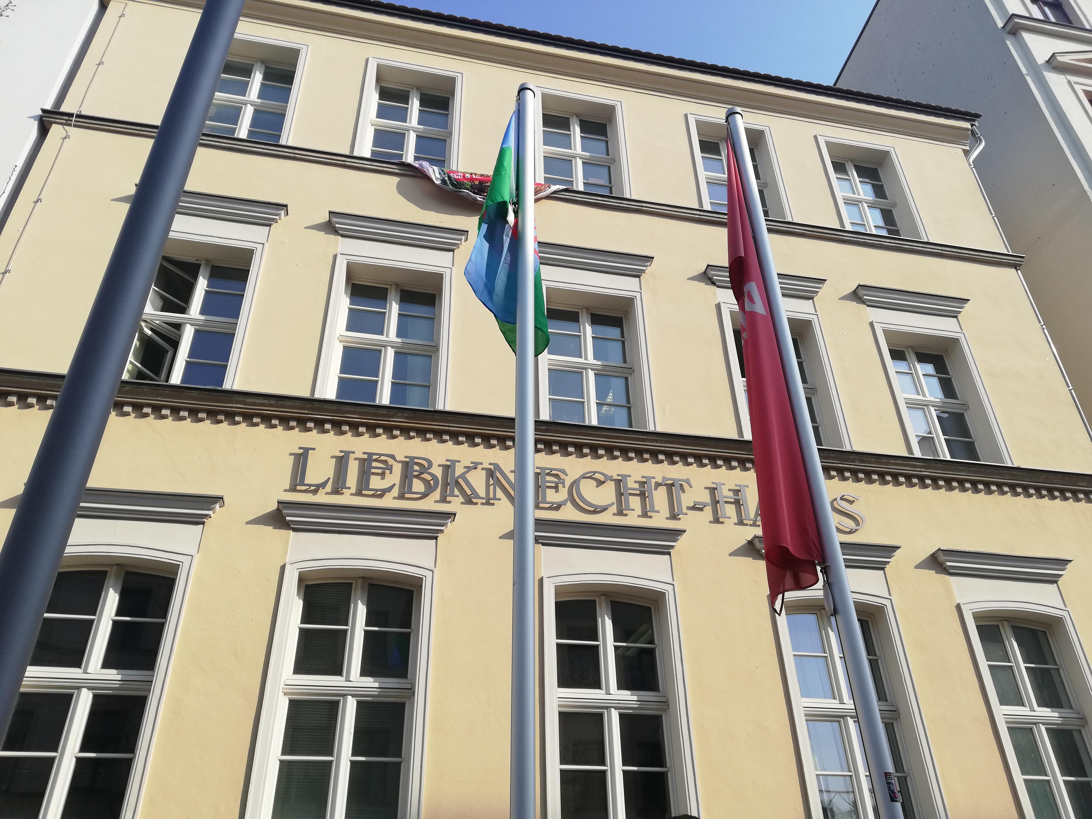 LINKE zeigt Flagge am Internationalen Tag der Roma: DIE